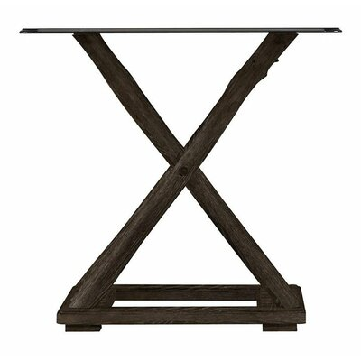 Resort Driftwood Flats End Table Finish: Channel Marker