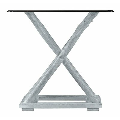 Resort Driftwood Flats End Table Finish: Sea Salt