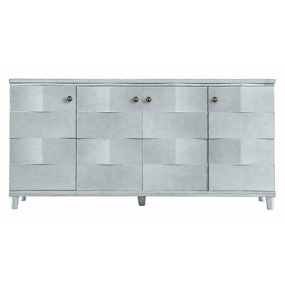 Resort TV Stand Finish: Sea Salt