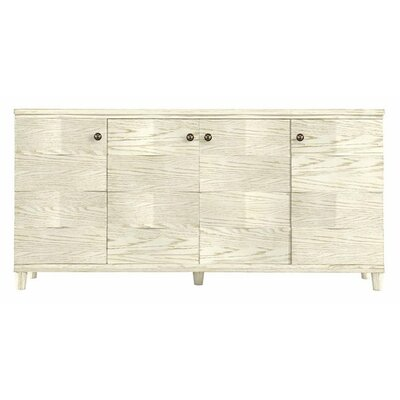 Resort 72 TV Stand Color: Sail Cloth