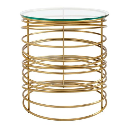 Oasis Zuma Round End Table