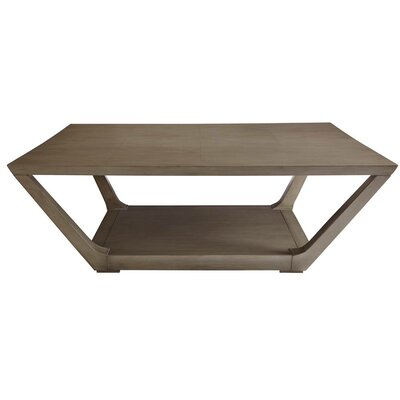 Oasis Poseidon Coffee Table Finish: Grey Birch