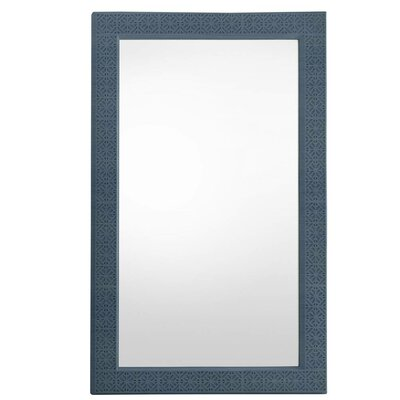 Oasis Catalina Floor Mirror Finish: Cotswold Blue