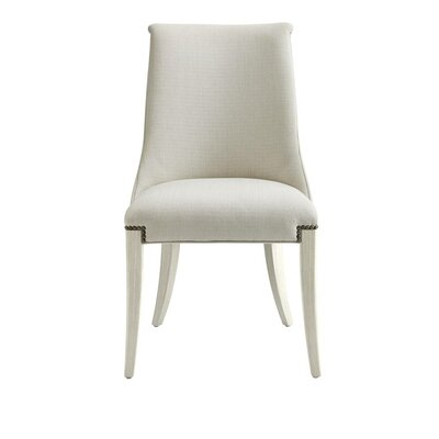 Oasis Wilshire Host Side Chair Finish: Oyster