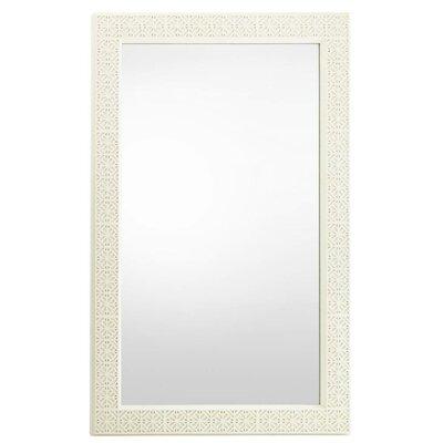 Oasis Catalina Floor Mirror Finish: Saltbox White