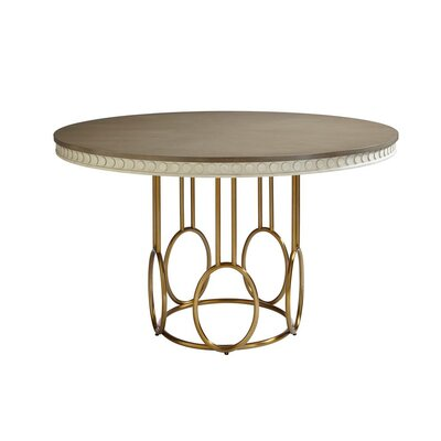 Oasis Venice Beach Dining Table Finish: Oyster