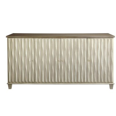 Oasis Tides Sideboard Finish: Oyster