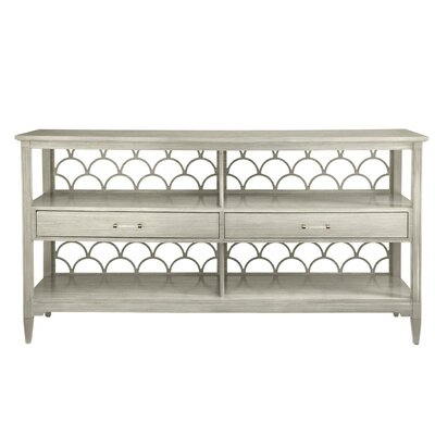 Oasis Console Table Finish: Oyster