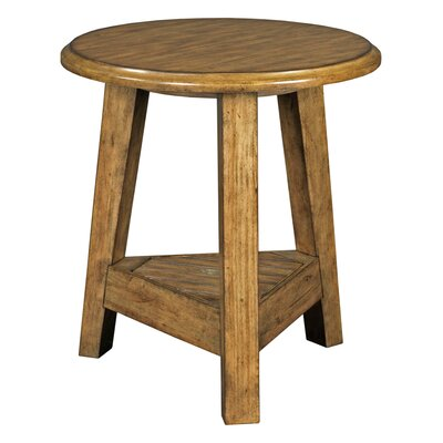 New Vintage End Table Finish: Brown