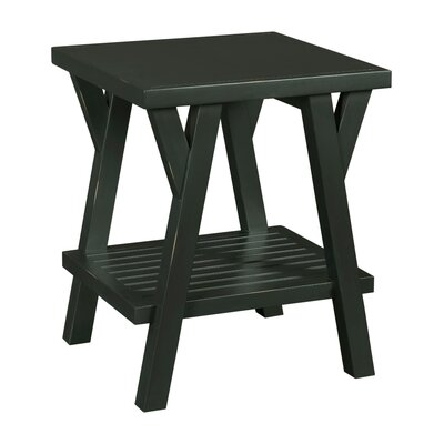 New Vintage End Table Finish: Ebony