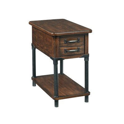 Saluda End Table With Storage