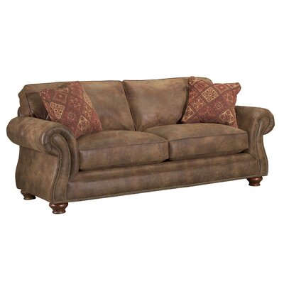 Broyhill 5081-7q /  7591-85 / 5763-85 Laramie Queen Goodnight Sleeper Sofa