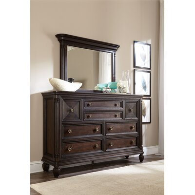 Jessa 8 Drawer Dresser