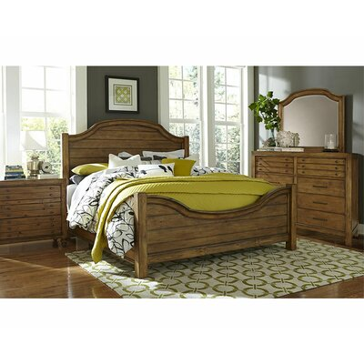 Bethany Square Panel Customizable Bedroom Set