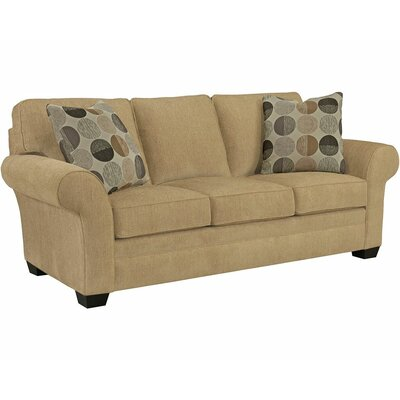 Zachary Sleeper Sofa Upholstery: Beige