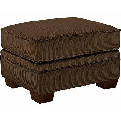 Zachary Ottoman Upholstery: Beige