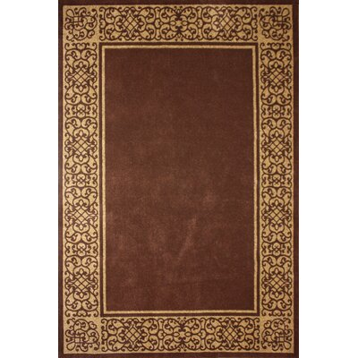 Franklin Brown Indoor/Outdoor Area Rug