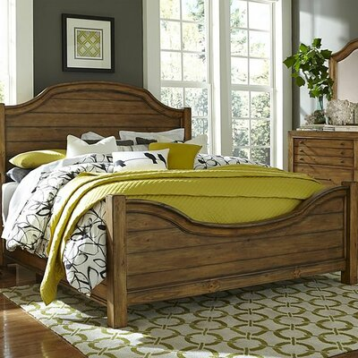 Bethany Square Platform Bed