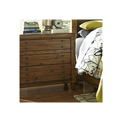 Bethany Square 3 Drawer Nightstand