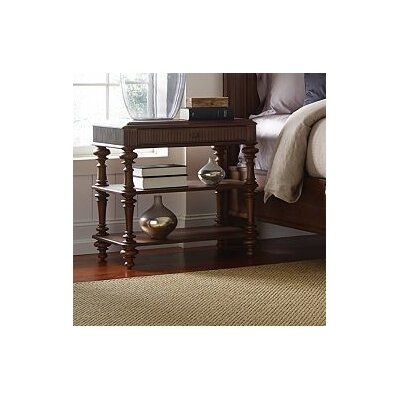 Cascade 1 Drawer Nightstand
