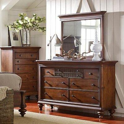 Cascade 7 Drawer Dresser