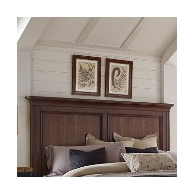 Cascade Panel Headboard Size: King