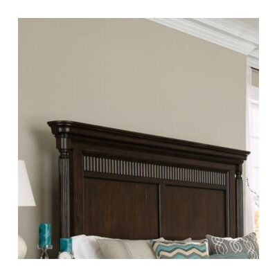 Jessa Panel Headboard Size: King