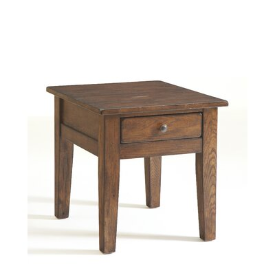 Cheap Broyhill Attic End Table in Rustic Oak (BRH4028)