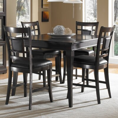 Low Price Broyhill Avery Avenue 5 Piece Counter Height Dining Set