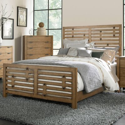 Easy financing Ember Grove Panel Bed...