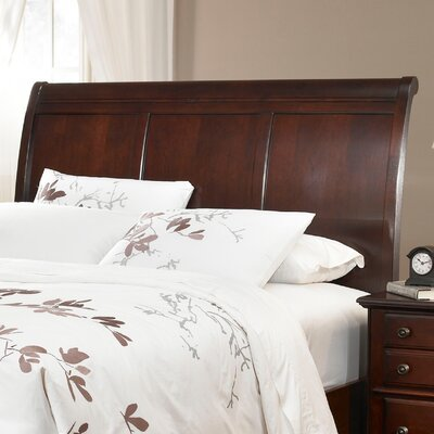 headboard place buy hayden queen cherry finish low price size dark broyhill sleigh