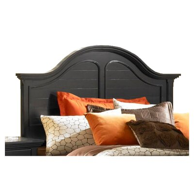 Mirren Pointe Panel Headboard Size: Queen