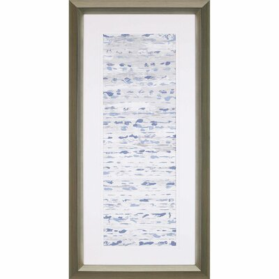 'Interspective 2' Framed Graphic Art Print