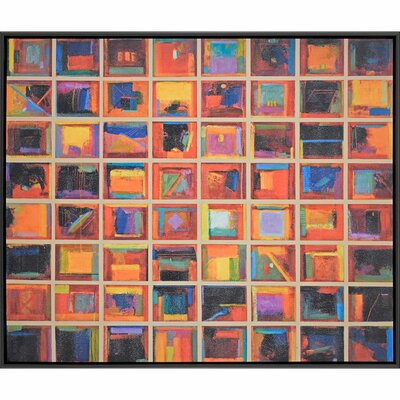 '64 Abstract Paintings' Framed Painting Print