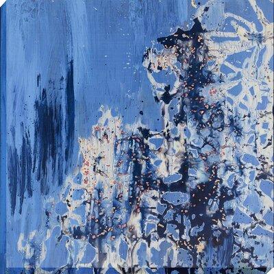 'Treading Water III' Painting Print on Canvas