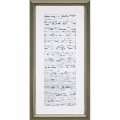 'Interspective 1' Framed Graphic Art Print
