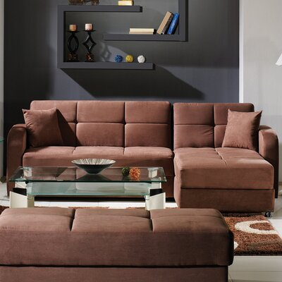 Vision Sleeper Sectional