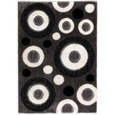 Signature Circle Rug Rug Size: 53 x 77