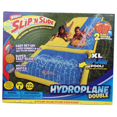 Wham-O Slip N Slide Hydroplane Double with 2 Slide Boogies at Sears.com