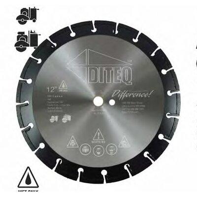 """Diteq A48 Pro IV Diamond Blades - Size: 26"""" x .175"""" x 1"""" at Sears.com"""