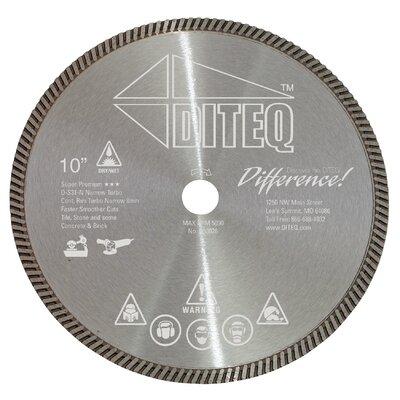 "Diteq S31-N Narrow Turbo Blade - Size: 7"" x .085"" x DM-7/8""-5/8"" at Sears.com"