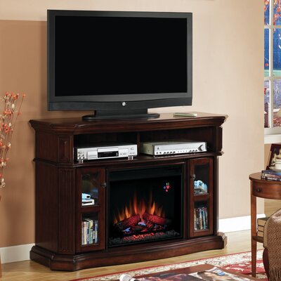 "Classic Flame Aberdeen 54"" TV Stand with 23EF031GRP Electric Fireplace (2 Pieces) at Sears.com"