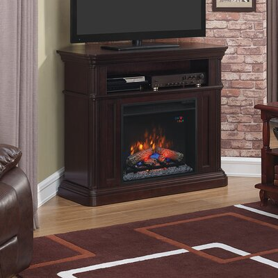 Lincolnville Wood TV Stand Color: Espresso