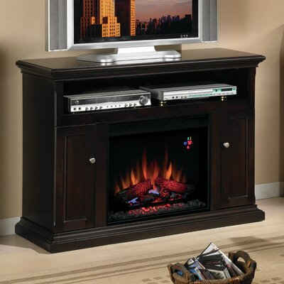Lincolnville Modern Wood TV Stand Color: Espresso