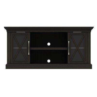 Defalco 47.5 TV Stand Size: 65 W, Color: Black