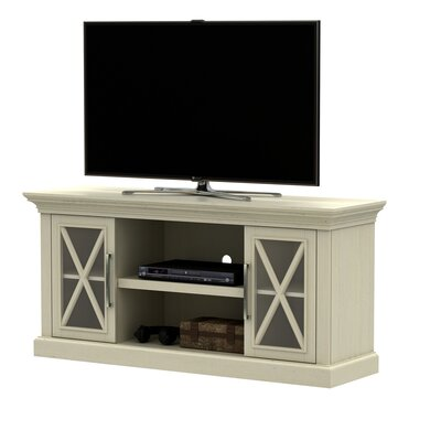 Defalco 47.5 TV Stand Size: 65 W, Color: Old Wood White