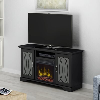 Pete Electric 51.5 TV Stand Fireplace Included: Yes