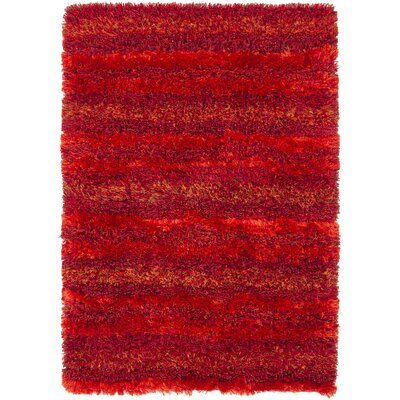 Bavaria Red Area Rug Rug Size: 311 x 57