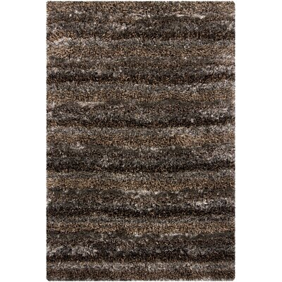 Stickler Grey Area Rug Rug Size: 311 x 57
