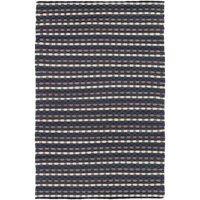 Eastweald Striped Area Rug Rug Size: 5 x 76